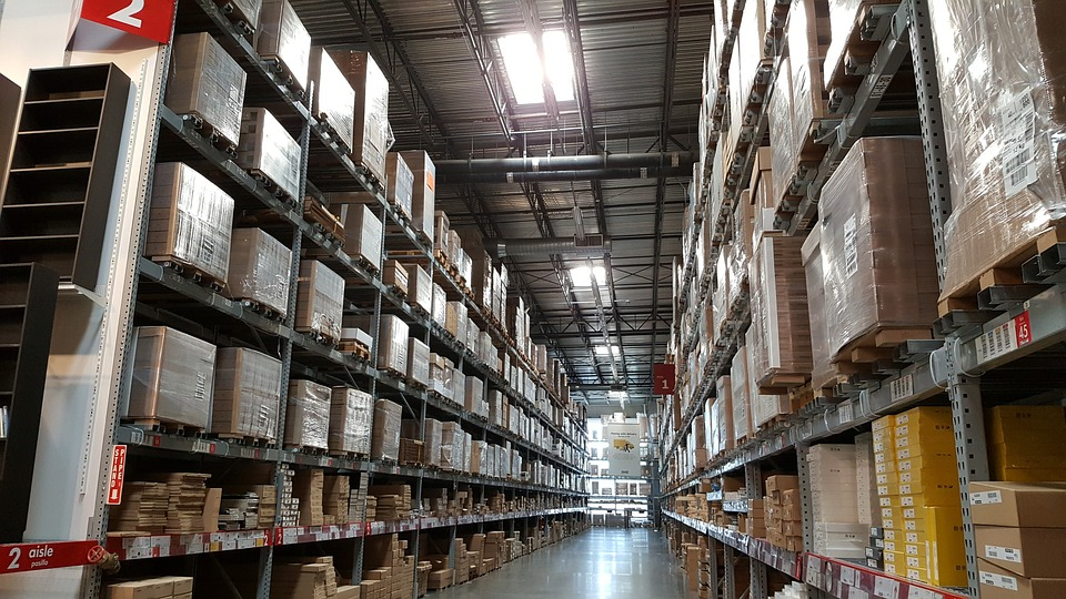 Warehouse Commercial Lighting Denver