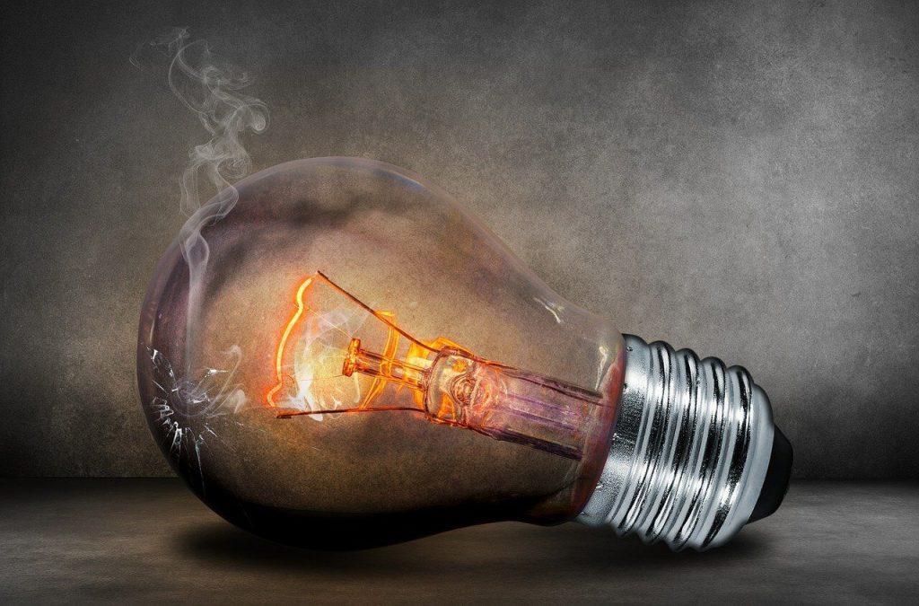 lightbulb Smouldering